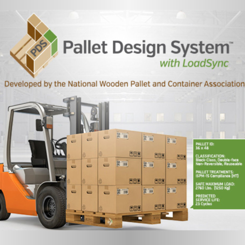 Pallet & Packaging Design